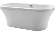 Chalice freestanding bath 1700 x 800mm