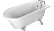 Clarendon corner bath 1700 x 750mm