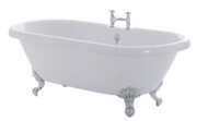 Clarendon double ended bath