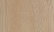 Natural walnut complimenting worktop