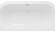 Decadence luxury twin end bath