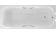 1700 x 700 Eco bath reduced water 130 litres