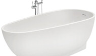 Freestanding Egg Bath 1700 x 800mm